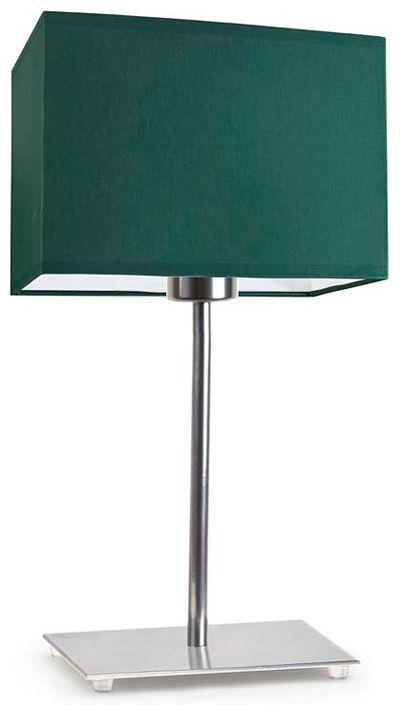 Klasyczna lampka nocna na chromowanym stelażu - EX941-Amalfo - 18 kolorów