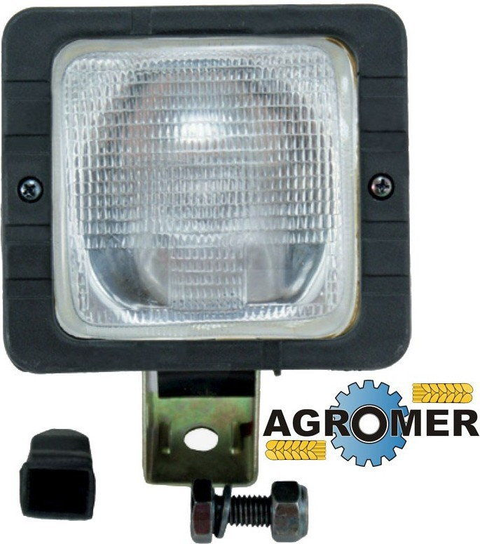 LAMPA ROBOCZA 55W H3 FENDT HALOGEN