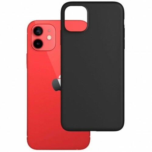Etui 3mk Matt Case iPhone 12 Mini, czarne