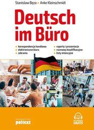 Deutsch im Büro ZAKŁADKA DO KSIĄŻEK GRATIS DO KAŻDEGO ZAMÓWIENIA
