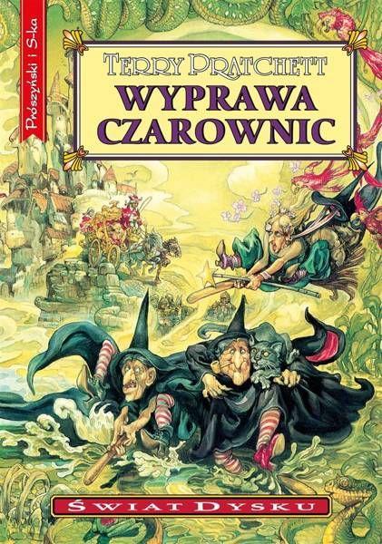 Wyprawa czarownic. Świat dysku wyd. 2021 - Terry Pratchett