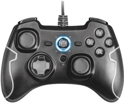 Kontroler TRUST GXT 560 Nomad Gamepad do PS3/PC