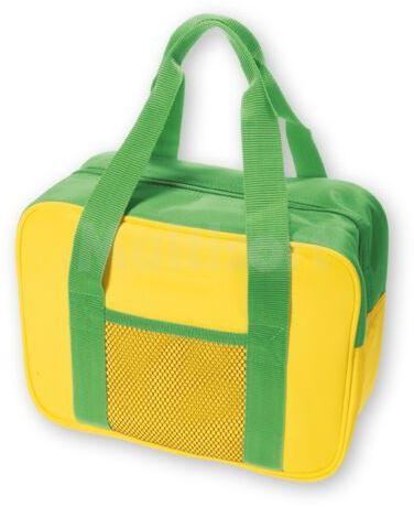 Torba izotermiczna zielono-żółta