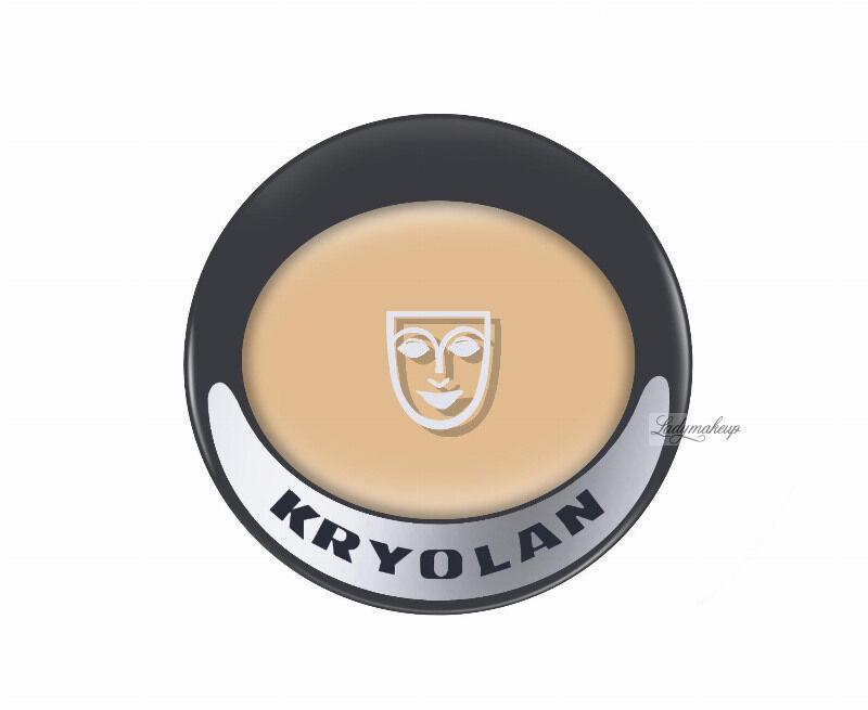 KRYOLAN - Ultra Foundation - Podkład w kremie dobrze kryjący - ART. 9002 - 10