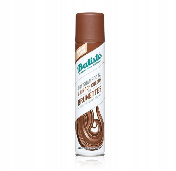 Batiste Brunettes Suchy szampon do włosów brązowych 200 ml