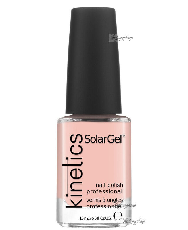 Kinetics - SOLAR GEL NAIL POLISH - Lakier do paznokci - System Solarny - 315 PRIMA
