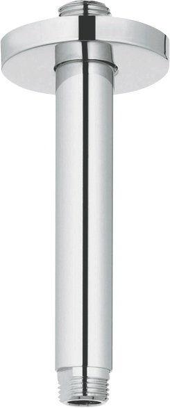 Rainshower Grohe ramię prysznicowe 142 mm sufitowe chrom - 28724000 Darmowa dostawa