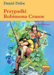 Przypadki Robinsona Crusoe ZAKŁADKA DO KSIĄŻEK GRATIS DO KAŻDEGO ZAMÓWIENIA