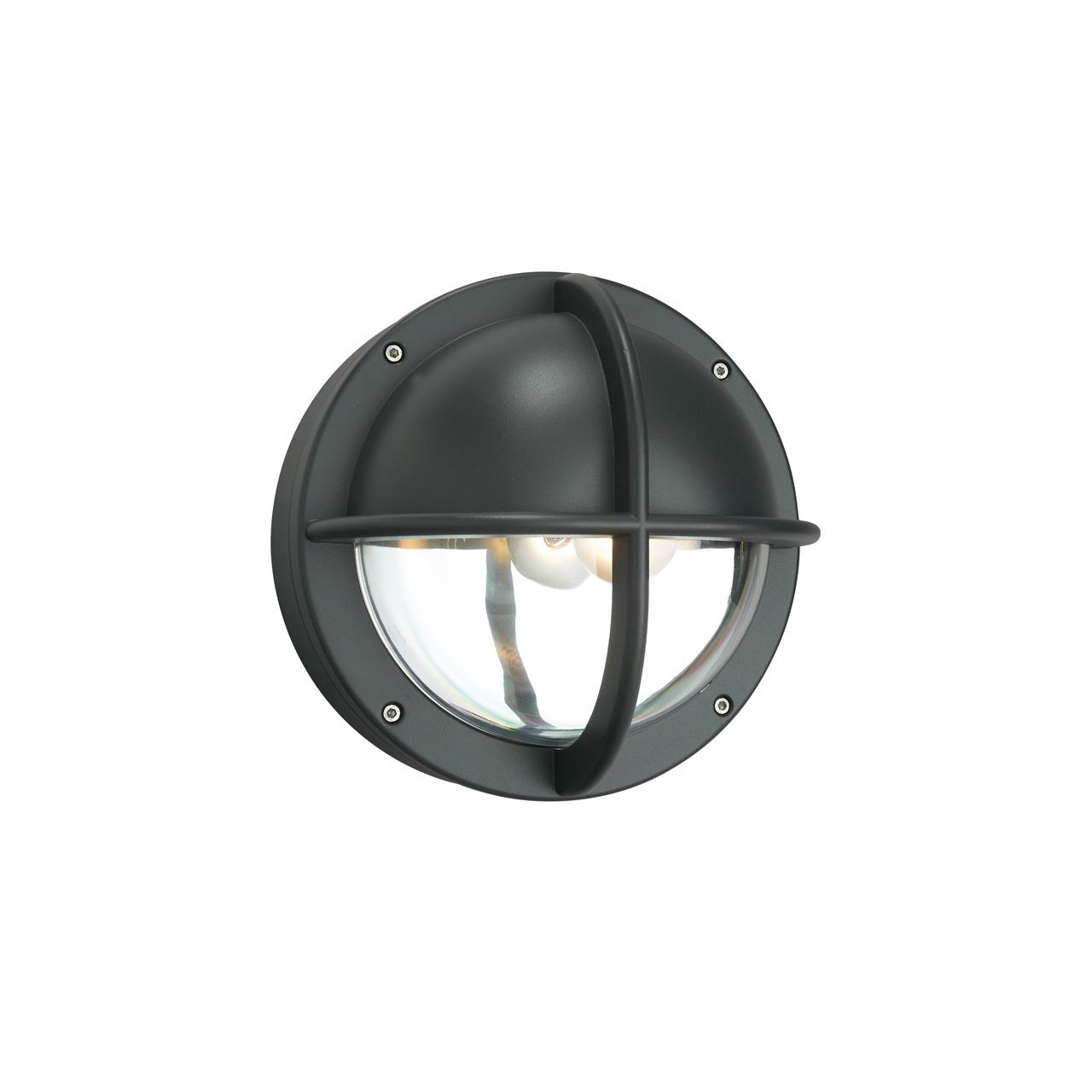 Lampa ścienna KIRUNA 597GR -Norlys
