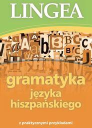 Gramatyka języka hiszpańskiego ZAKŁADKA DO KSIĄŻEK GRATIS DO KAŻDEGO ZAMÓWIENIA