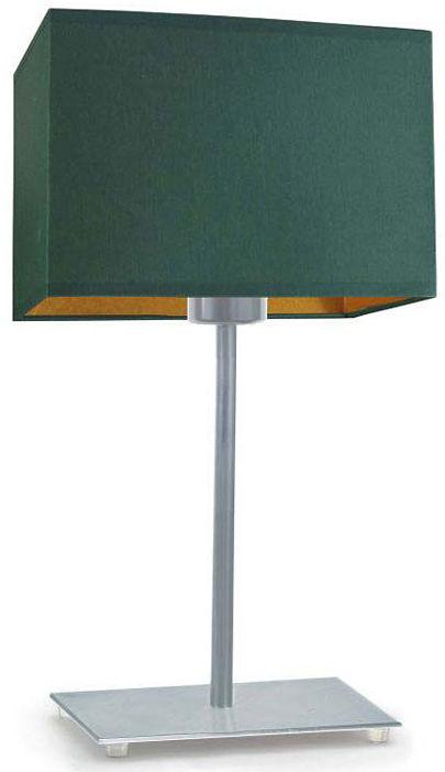 Lampka nocna glamour na srebrnym stelażu - EX946-Amalfes - 5 kolorów