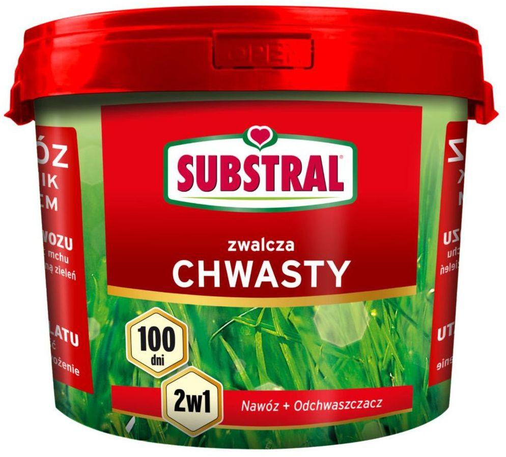 Nawóz do trawnika CHWASTY 100 DNI 5 kg SUBSTRAL