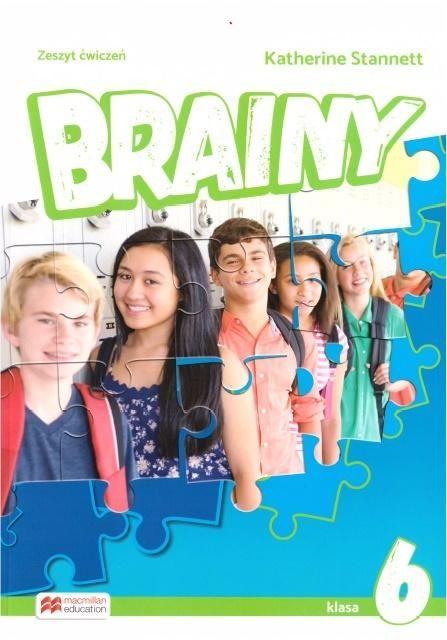 Brainy 6 Zeszyt ćwiczeń ZAKŁADKA DO KSIĄŻEK GRATIS DO KAŻDEGO ZAMÓWIENIA