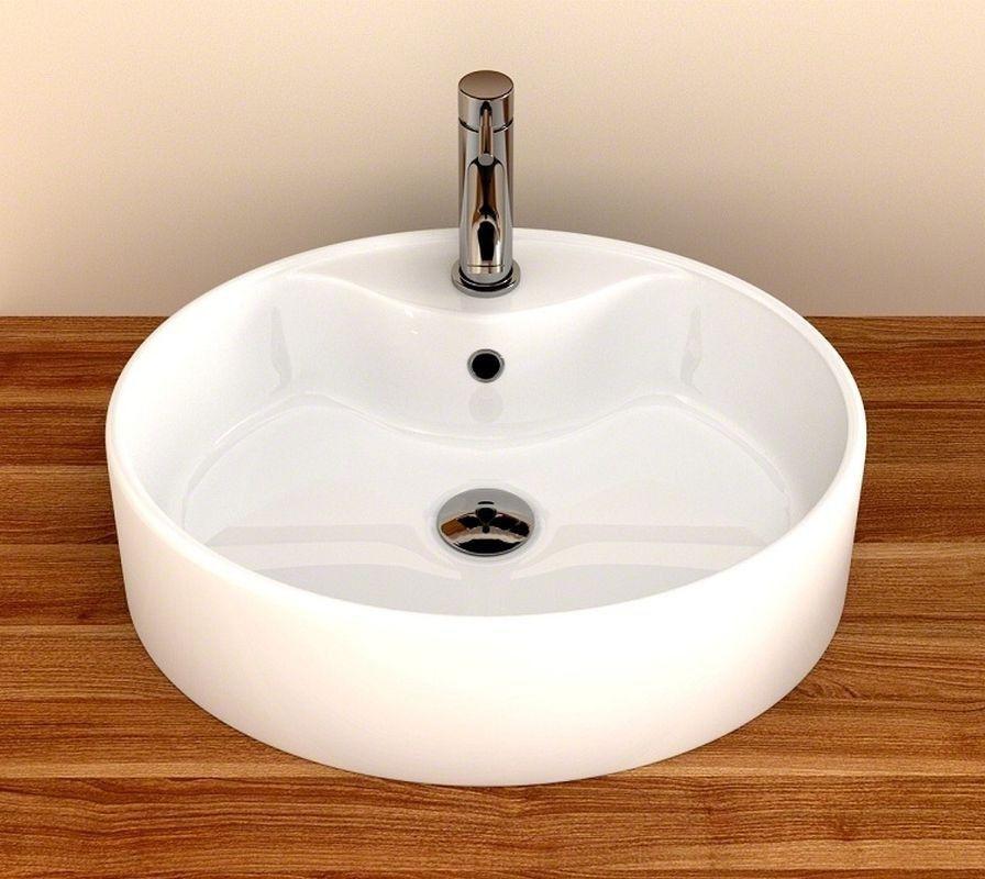 Umywalka ceramiczna 50 Kinia Rea (REA-U0088)