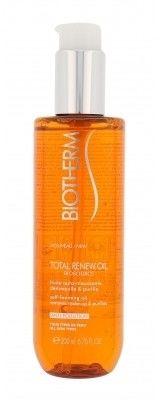 Biotherm Biosource Total Renew Oil olejek oczyszczający 200 ml