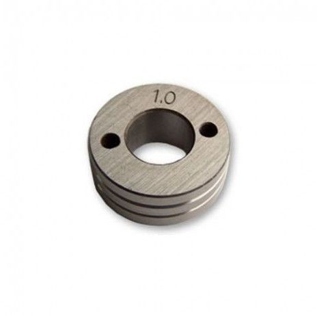 Rolka podająca fi.30 drut 1,0/1,2 Aluminium do 4-rolkowego podajnika drutu 4RA