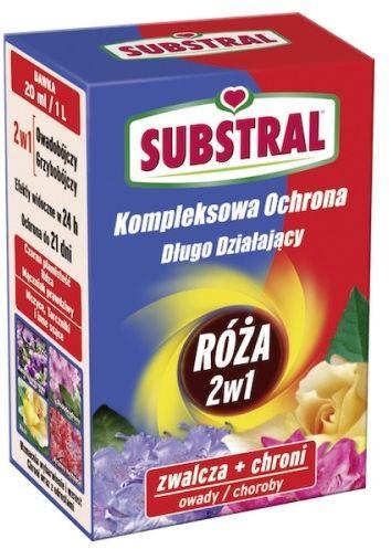 Kompleksowa ochrona 2w1  zwalcza choroby i szkodniki  100 ml substral
