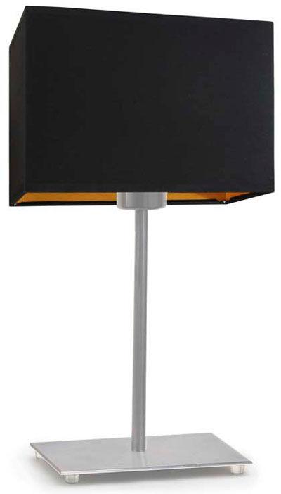 Skandynawska lampka nocna na stalowym stelażu - EX948-Amalfes - 5 kolorów