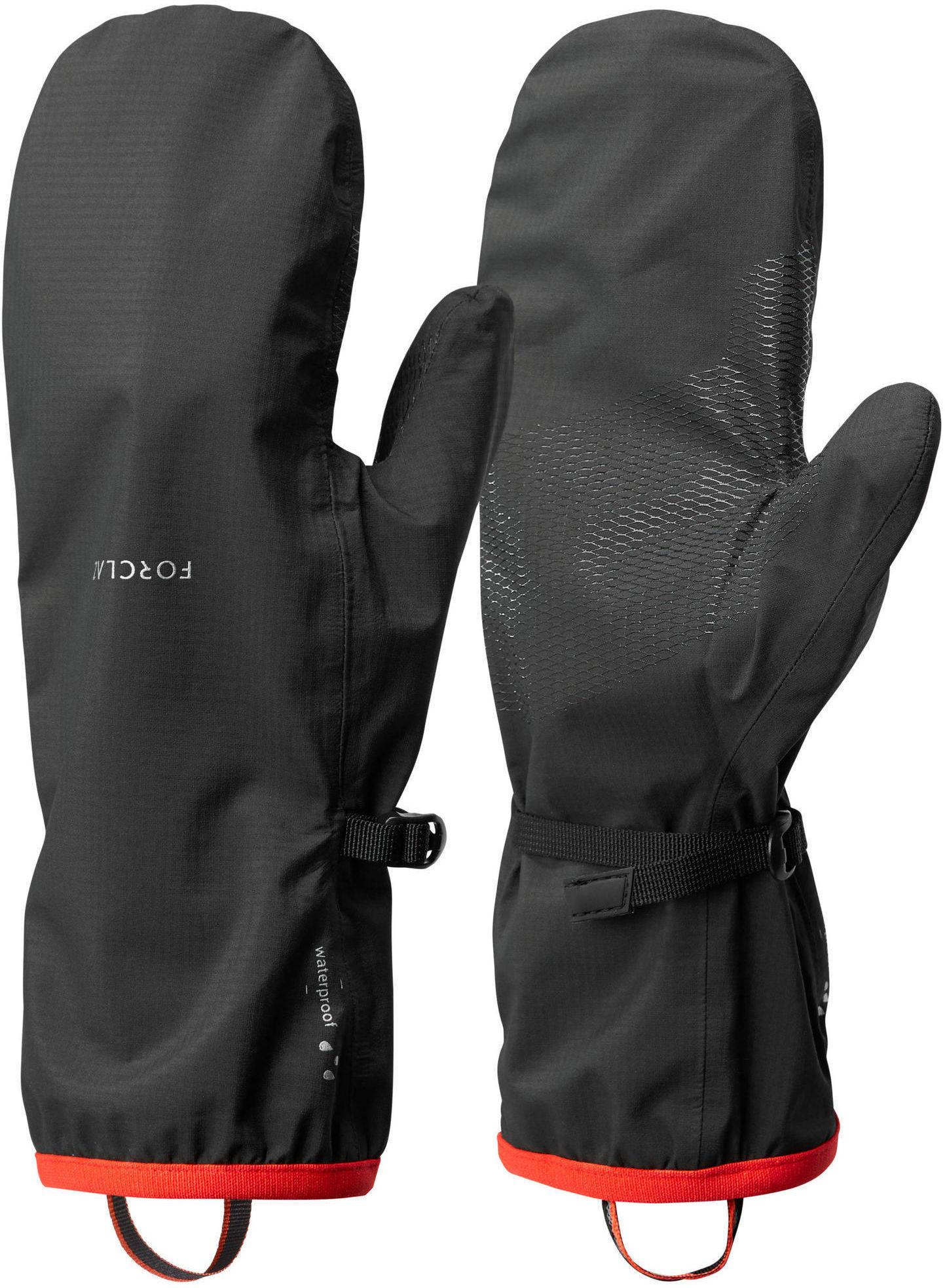Rękawiczki zewnętrzne trekkingowe górskie Trek 500 WTP dla dorosłych
