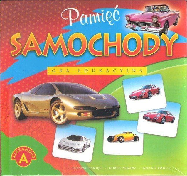 Pamięć - samochody ALEX - Alexander
