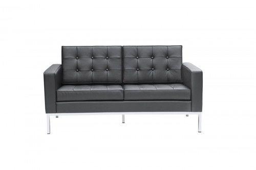 Sofa 2 FLORENCJA - inspiracja proj. Florence Knoll
