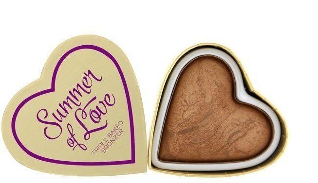 I Heart I Heart Makeup Bronzer do twarzy Love Hot Summer 10g