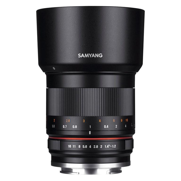 Obiektyw Samyang 50mm f/1,2 AS UMC CS Sony E