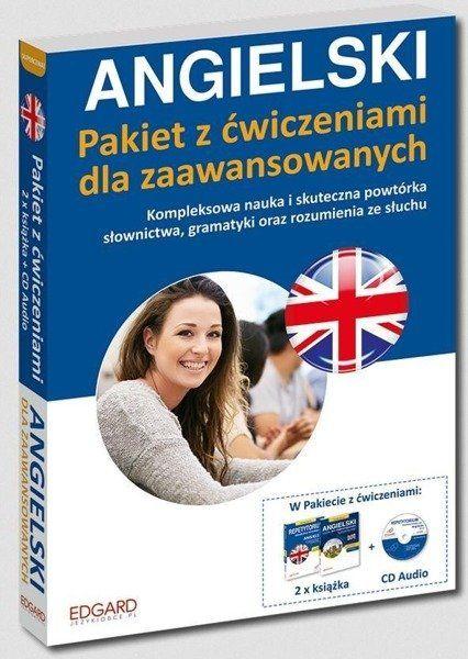 Angielski. Pakiet z ćwiczeniami dla zaawansowanych - praca zbiorowa