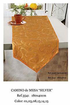 Duffi Home bieżnik, pomarańczowy, 180 x 40 cm