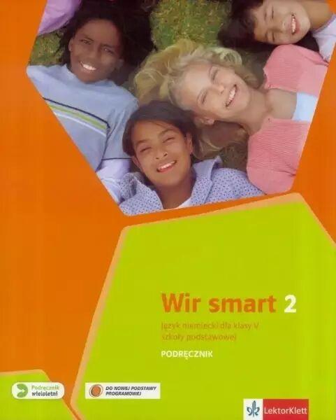 Wir smart 2. Język niemiecki. Szkoła podstawowa klasa 5. Podręcznik - Ewa Książek-Kempa, Ewa Wieszczeczyńska, Aleksandra Kubicka