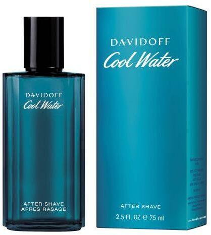 Davidoff Cool Water woda po goleniu 75 ml dla mężczyzn