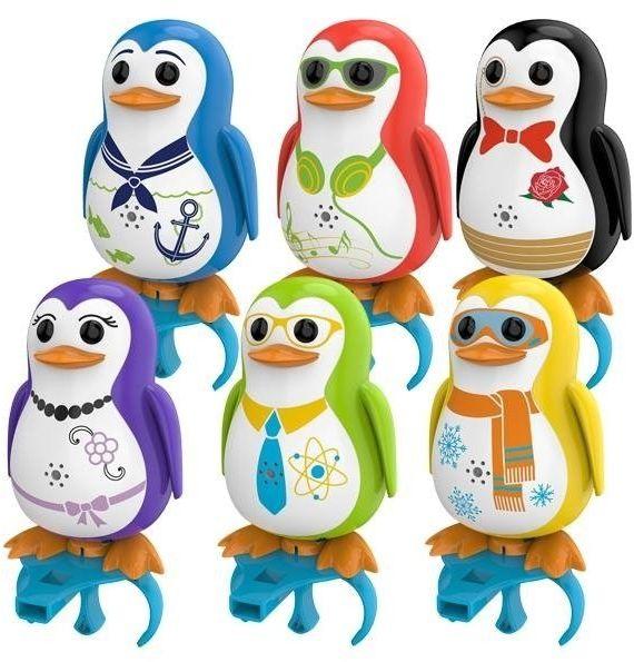 DigiPenguins Pingwinki, różne wzory DUMEL - DigiBirds