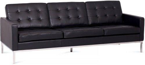 Sofa 3 FLORENCJA - inspiracja proj. Florence Knoll