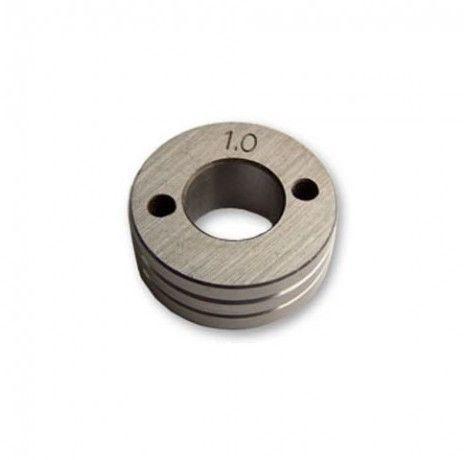 Rolka podająca fi.30 drut 1,2/1,6 Aluminium do 4-rolkowego podajnika drutu 4RA