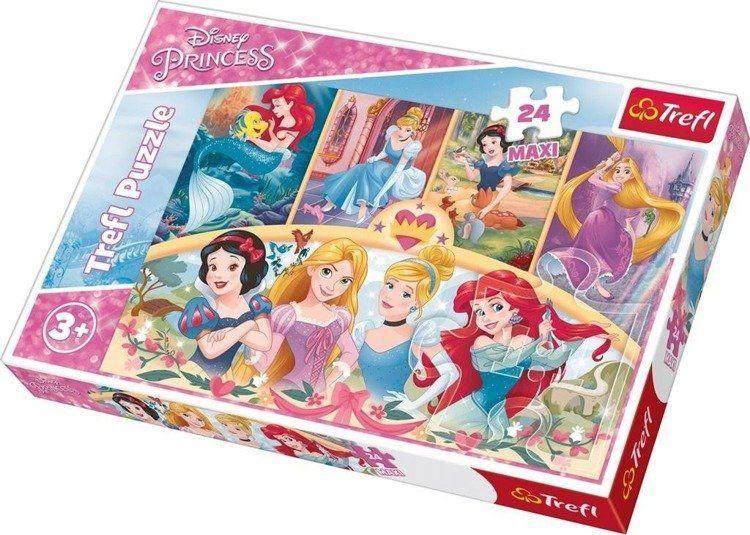 Puzzle 24 maxi Magia wspomnień TREFL