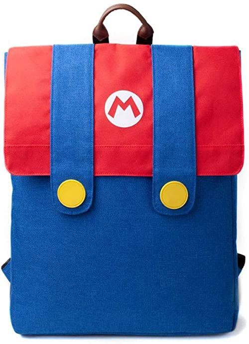 Difuzed Plecak unisex Nintendo Super Mario Suit plecak dziecięcy, 42 cm