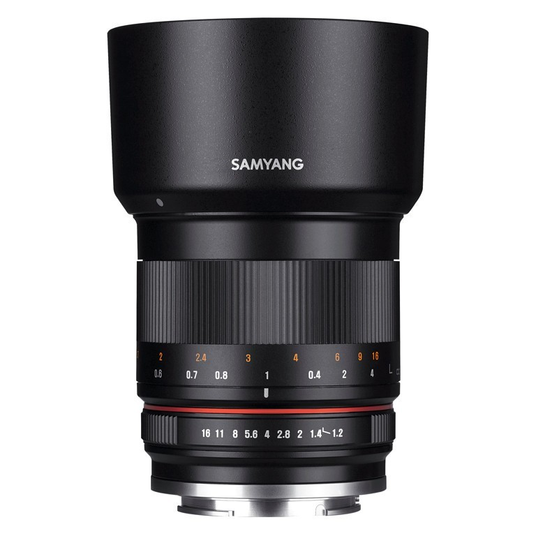 Obiektyw Samyang 50mm f/1,2 AS UMC CS Fuji X
