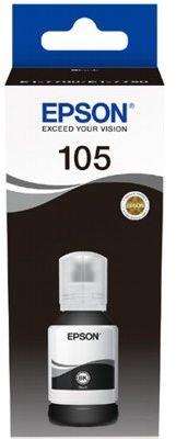Tusz Oryginalny Epson 105 (C13T00Q140) (Czarny) - DARMOWA DOSTAWA w 24h