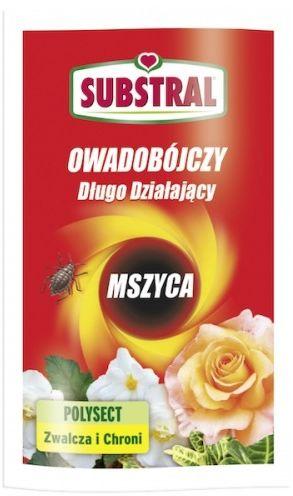 Polysect 005 sl  zwalcza mszyce i inne szkodniki roślin  10 ml substral