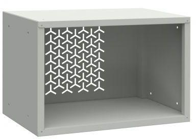 Fusion 1 Malow szafka do zawieszenia otwarta