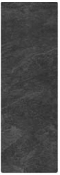 Taca S-Plank slate 600x200mm
