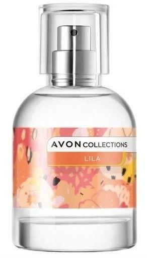 Avon Collections Lila woda toaletowa dla kobiet 50 ml