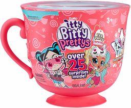ZURU ITTY BITTY PRETTYS 9703A seria imprezowa 1 duża filiżanka do herbaty zestaw do zabawy Rocker & jednorożec, różowy
