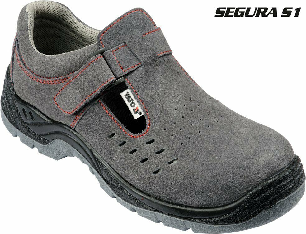 Sandały robocze segura s1 rozmiar 40 Yato YT-80464 - ZYSKAJ RABAT 30 ZŁ