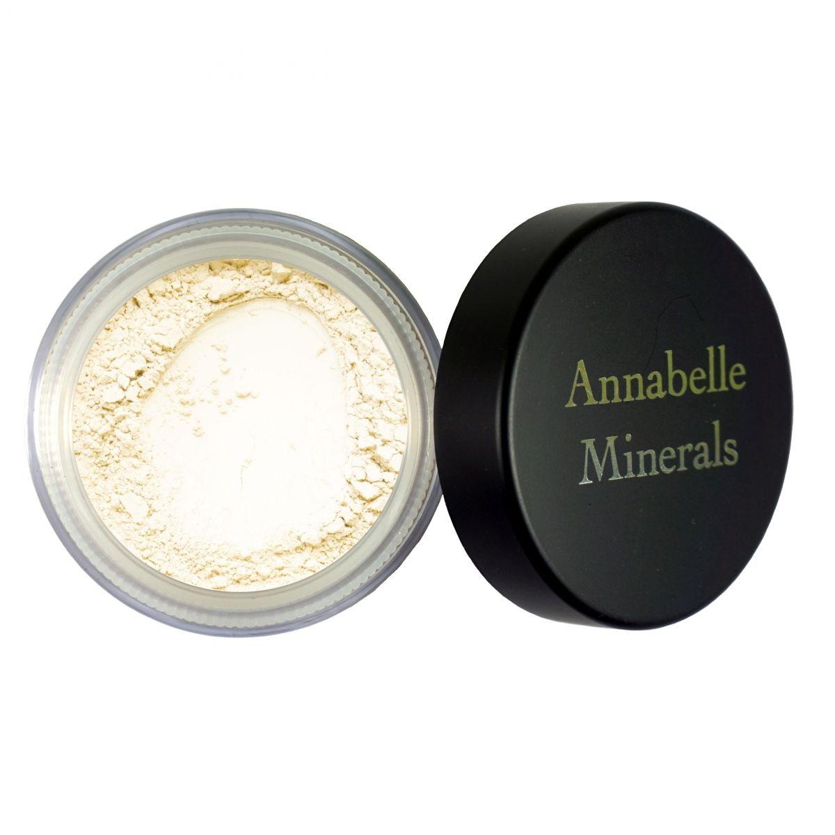 Podkład mineralny - matujący Golden Fairest - 10g - Annabelle Minerals