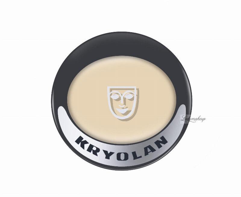 KRYOLAN - Ultra Foundation - Podkład w kremie dobrze kryjący - ART. 9002 - FAIR OLIVE