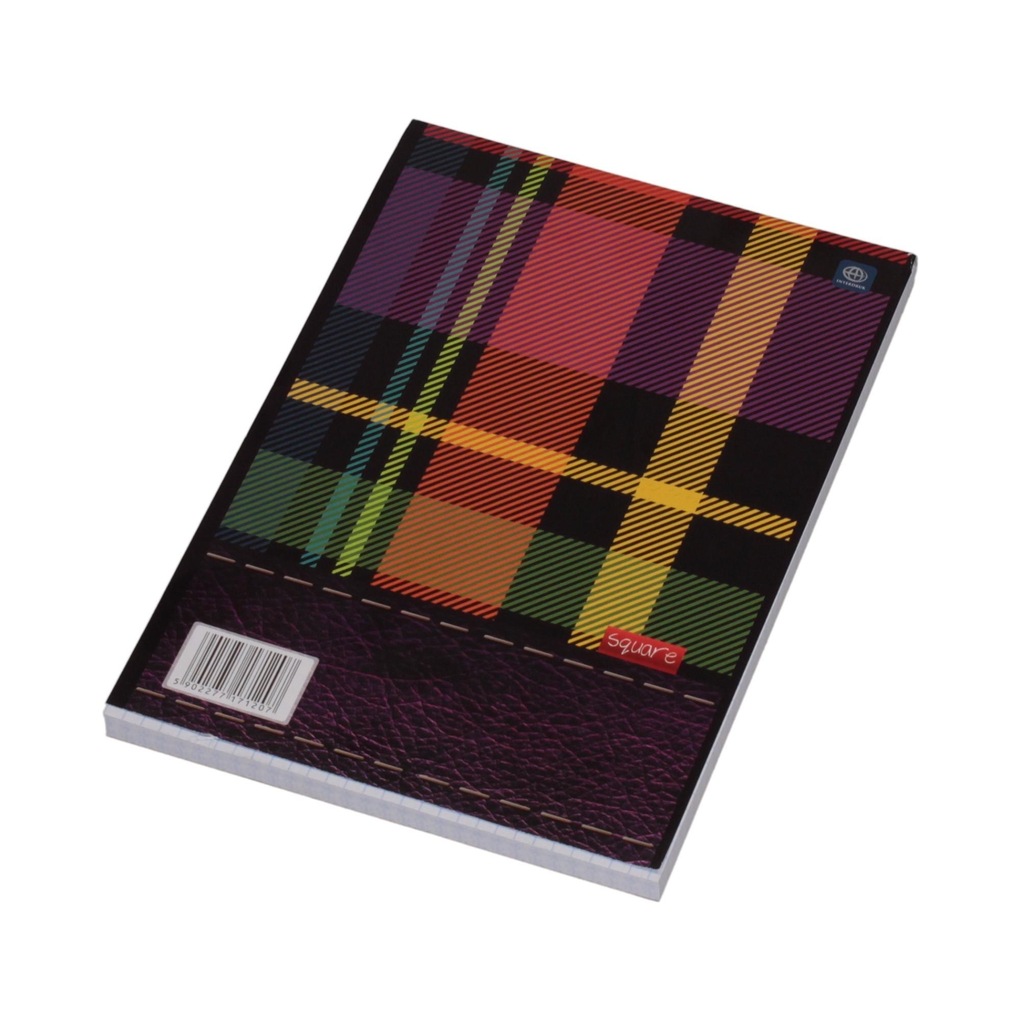 Blok notatnikowy A5/100 kratka Interdruk