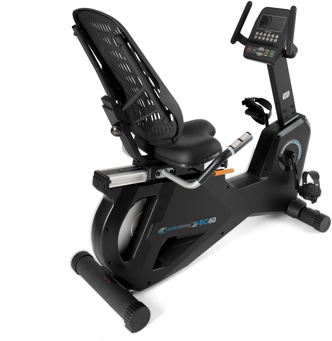 Rower poziomy cardiostrong BC60