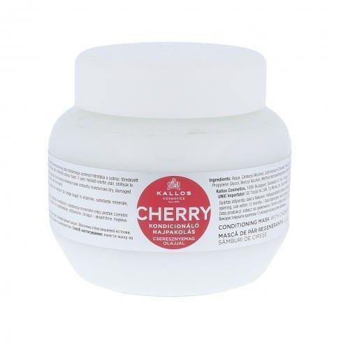 Kallos Cosmetics Cherry maska do włosów 275 ml dla kobiet