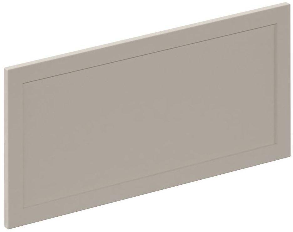 Front szuflady/okapowy FDL80/39 Newport taupe Delinia iD